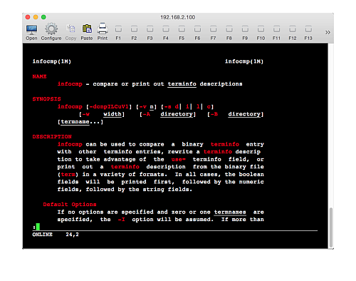 MochaSoft - Telnet for Mac OS X - Download a free 30 days