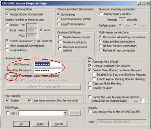 Mocha VNC Setup Wizard - Microsoft Windows Windows 7/8/10