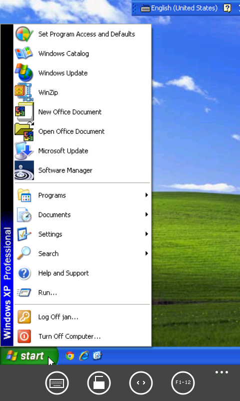 VNC for MS Windows Phone 7 / 8